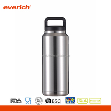 Everich DW S/S specialized insulated stainless steel water bottle caps