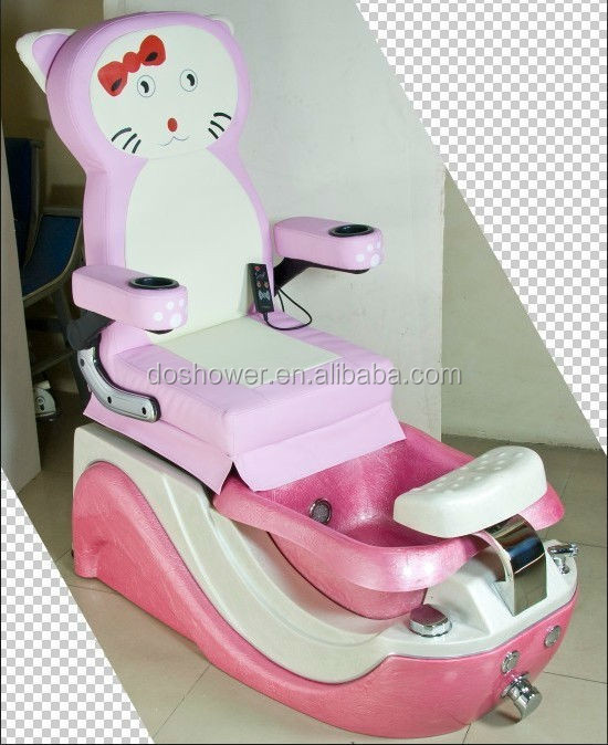 Doshower kids salon equipment of nail chair kids pedicure chair