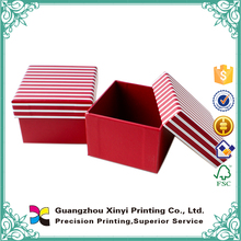Strong storage customized cute honey packing boxes