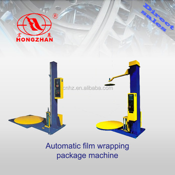 stretch pallet wrapper pallet wrapping machine