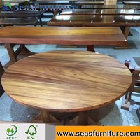 Factory price unfinished butcher block countertop China