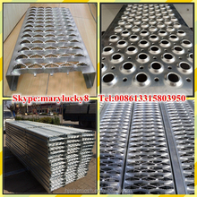 aluminum deck plate/perforated metal deck/Perforated decking