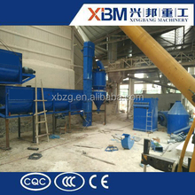 High activity hydrated lime plant for hydrated lime powder