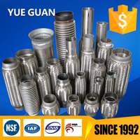 flexible pipe stainless steel,exhaust flexible pipe,bellows,muffler