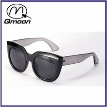 Multicolor clear frame 2015 men fashion sunglasses for summer beach