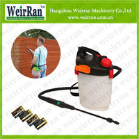 (82755) Portable 5L electric agriculture airless sprayer plastic sprayer high pressure tree sprayer