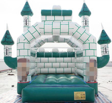 Hot sale inflatable fun city/inflatable bounce castle