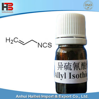 High Superior Quality(Mustard Oil)Allyl isothiocyanate 99%