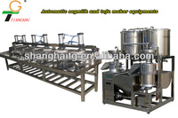 hard tofu/soft tofu/bean curd tofu making equipments/machine