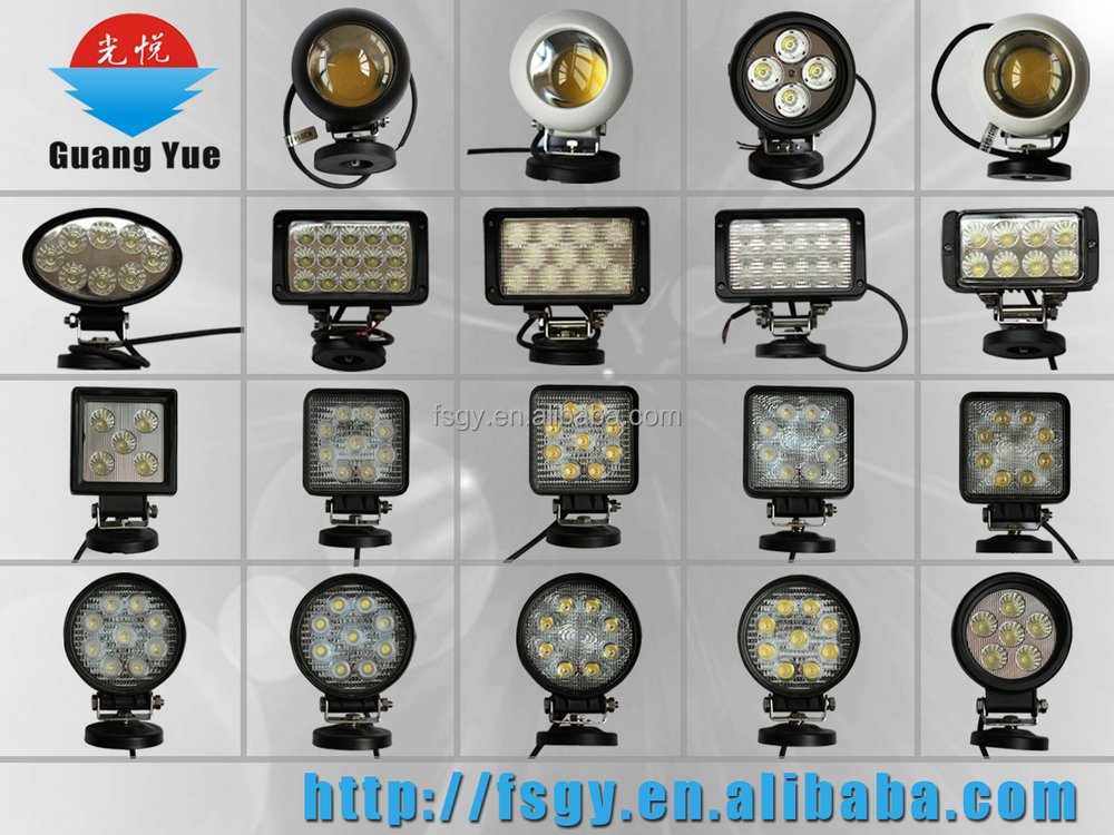 Best price 12V 40W Led Work Light in Auto Lighting System for Truck Jeep Offroad