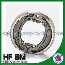 JH70/C70/JOG/A100/YBR125/RS100/JD100/RX125 motorcycle brake shoe