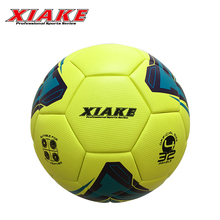 Customized Logo Thermal Bonded Butyl Bladder Team Sports Soccer Ball