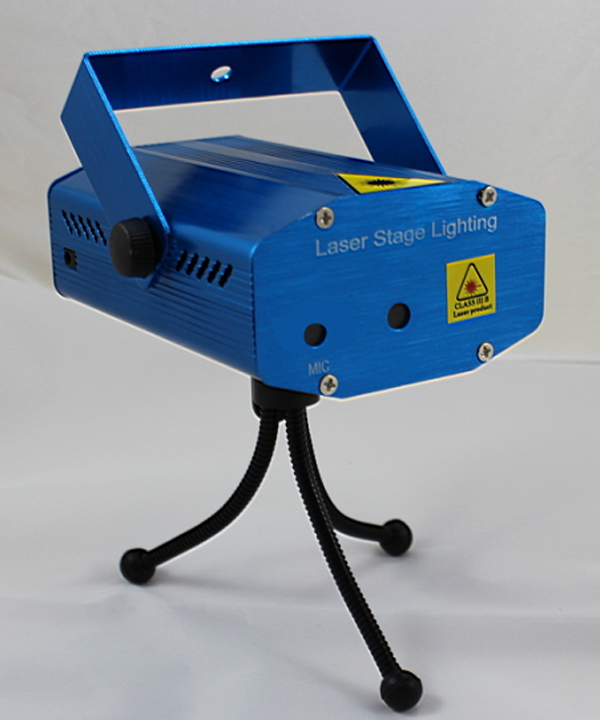 Twinkling Star Laser Stage Lighting Projector