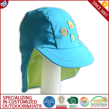 Kids Sun Hat UV Protective Beach Safari Swim Flap Hat Wide Brim visor hat for kids