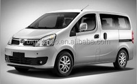 China New Products 2014 1500cc 5 Seats Mini Passenger Van