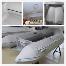 Air deck pvc inflatable boat for sale