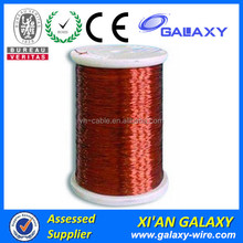 Diameter 0.12mm to 3.00mm Magnet Enameled Copper Wire for welding motor