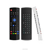 Flymote 3 in 1 2.4GHz Wireless Air Mouse Keyboard Remote Controller with voice for HDTV Tablet PC Android TV Box