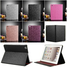 Smart cover magnetic leather case sleep wake stand for ipad 2 3 4 & Air