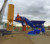 YHZS25 Mini Construction Site Mobile Concrete Batching Plant For Sale