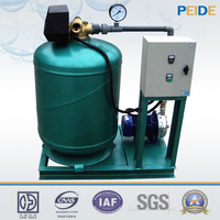 The filter water pool production equipment