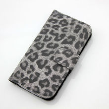 leopard print PU case for samsung galaxy s3