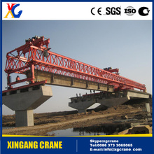 Exported Highway/Railway Construction Truss Type Bridge Beam Launching Launcher