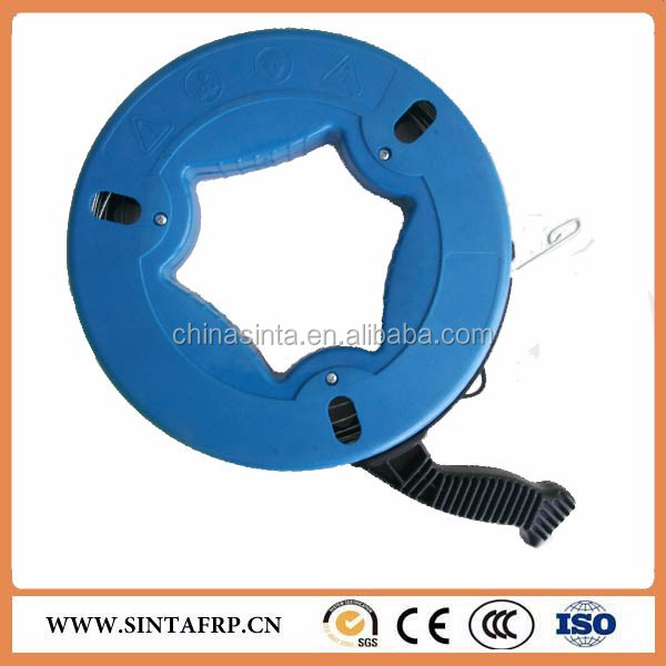 Steel Electric Fish Tape Cable Puller Wire Rope Puller 30m 40m 50m ...