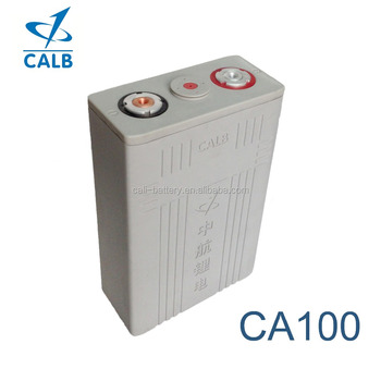 large capacity lithium battery CA100 for Energy storage system, power battery pack