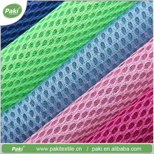 Factory sell High quality with good price 100% polyster 3d mesh fabric