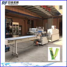 High Capacity Commercial Horizontal Pillow Bag Packaging Machine/cookies Pillow Packing Machine
