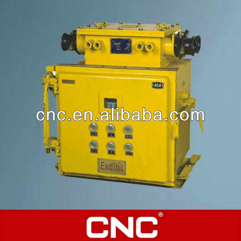 QJR-400(315, 250)/1140(660, 380) Mining Explosion-proof Protection Soft Starter (Intrinsically Safe Type)