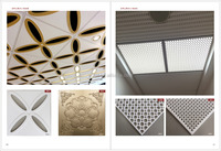 artistic ceiling tile will be shipped to your port in cheap and safe way by China guangzhou factory WINMATE