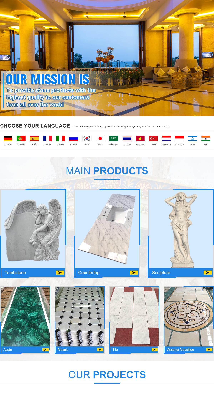 Xiamen StoneMarkt Co., Ltd. - MARBLE, GRANITE