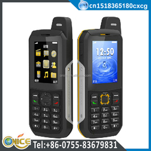 Dual mode CDMA 800 GSM unlock 3 SIM card mobile phones power bank function rugged XENO WE S8