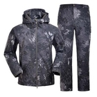 TAD Shark Skin Trekking Suits Tactical Hunting Waterproof Military Uniform