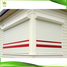 Keep Out Hotness China Aluminum Harsh Weather Balcony roller shutter exterior window