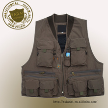 Custom Fishing Vest for Men