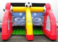 High quality inflatable funny football shooting for sale Z5007