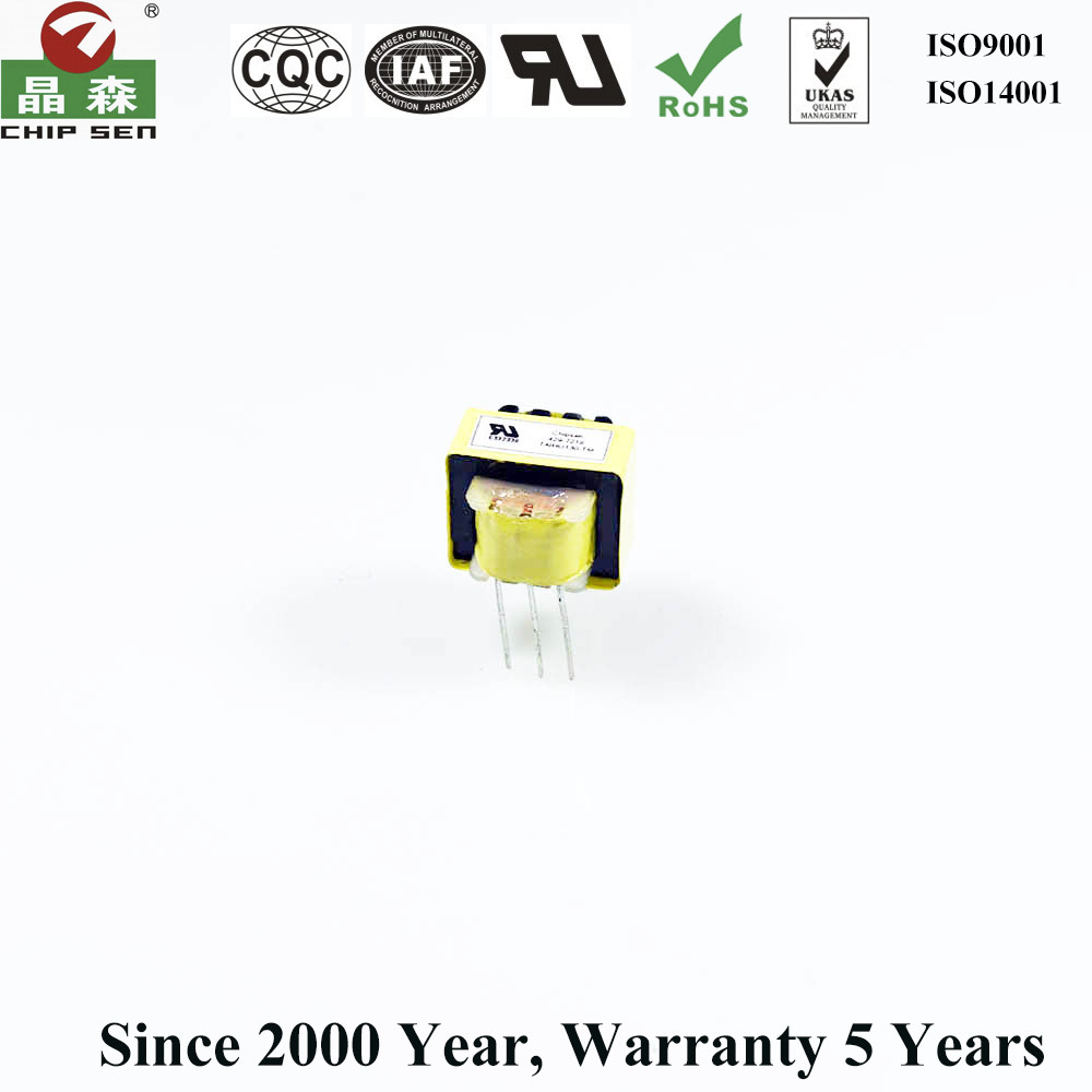 ISO Factory UL ROHS Certified EI14 1 MVA Power Transformer 5-Year Warranty