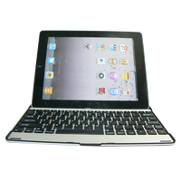2016 Super Thin Mini Wireless Mobile Bluetooth Keyboard for Ipad 2/3 Black