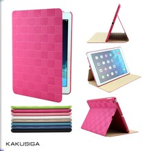 Ultra Thin Lattice Pattern For Ipad air 2 Rugged Tablet Case