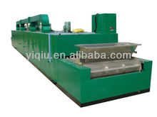 Chipped jute leaves dryer and drying equipments