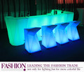 event bar furniture / led cocktail bar / led illuminated bar