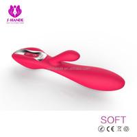 8 speed rotation and 36 speed vibration rechargeable Rabbit vibrator sex toy