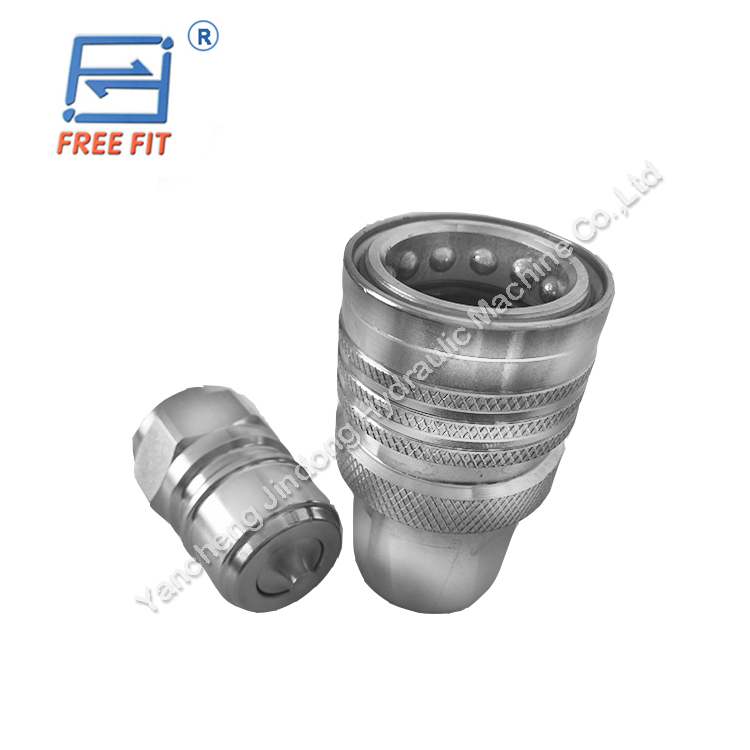 Fashion brass quick couplings with CE certificates