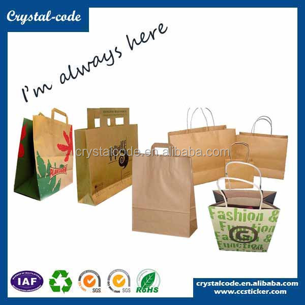 Fair trade free sample kraft paper for cement bags in yiwu