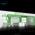 Detian offer trade show equipment portable exhibition stand fair