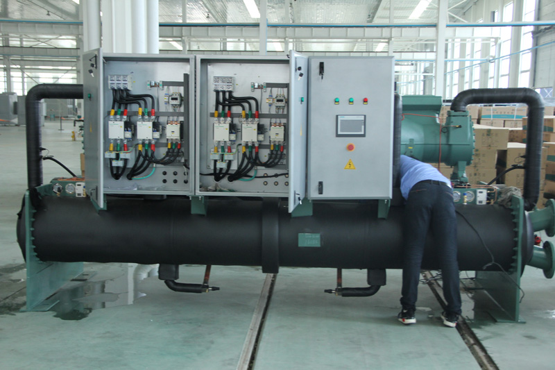 Shandong Rivastaircon Water Source / Ground Source Heat Pump Unit Price
