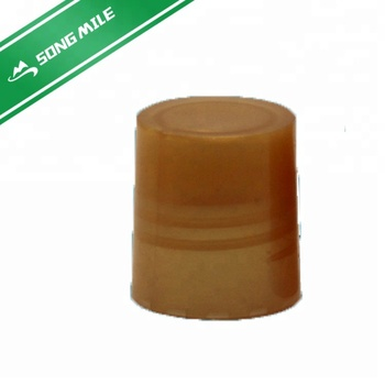 Round screw plastic cap with high quality